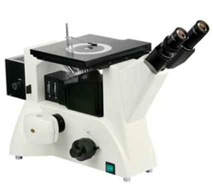 Inverted Metallurgical Microscope Polarization Observation System For Bright / Dark Field