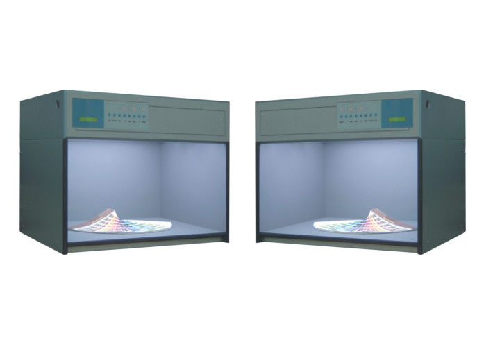 PAN-608 Color Viewing Booth 8 Light Sources 710 x 530 x 570Mm Dimensions